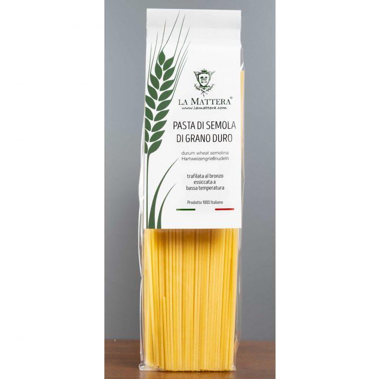 Spaghetti - pasta artigianale trafilata in bronzo