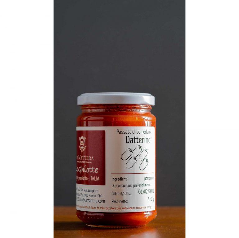 Passata di pomodoro tipo Datterino 310g