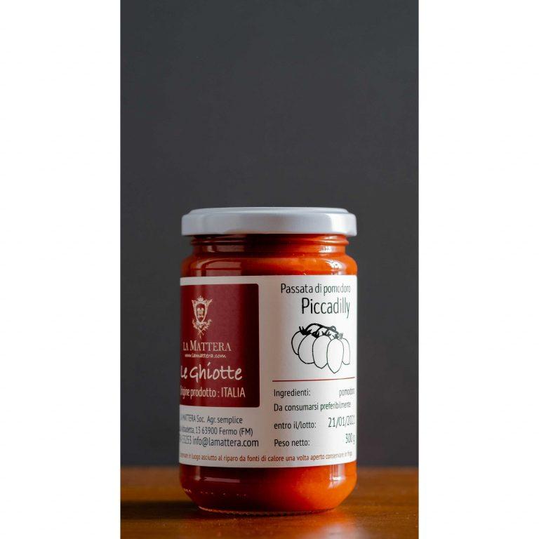 Passata di pomodoro tipo Piccadilly 310g