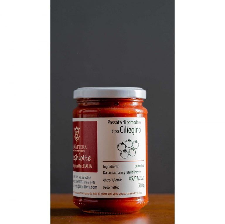 Passata di pomodoro tipo Ciliegino 310g